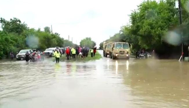 Texas: per l'uragano Harvey stato di coprifuoco a Huston. 20 morti