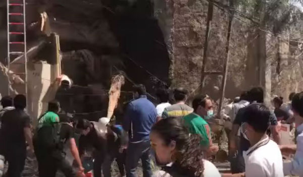 Terremoto in Messico. Per ora, 150 morti