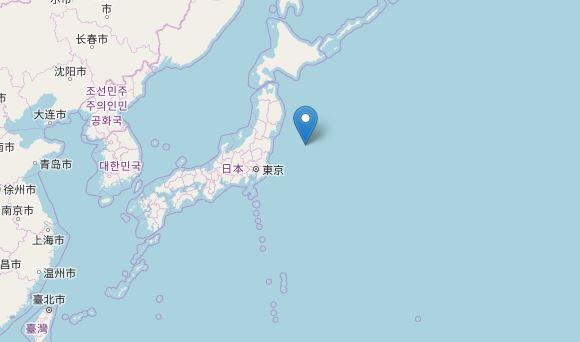 Violento terremoto sulla costa del Giappone