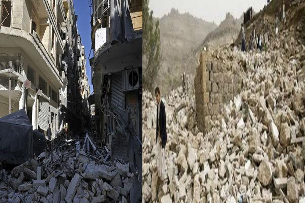 Siria: decine di morti per nuovi bombardamenti