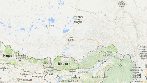 Cina: violento terremoto ( 6.4 ) in Tibet