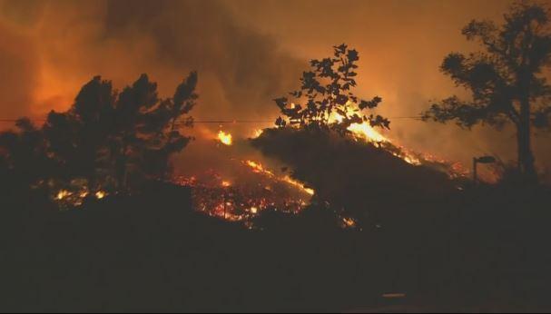 California: sempre più distrutta dagli incendi