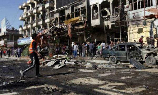 Iraq: 27 morti per attacchi suicida a Baghdad