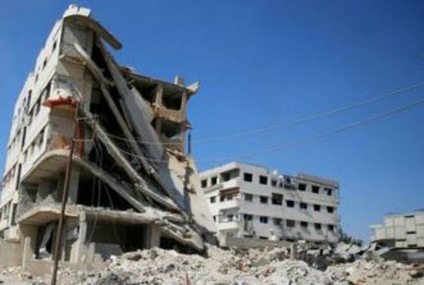 Siria, 13 morti a Ghuta nei bombardamenti: 3 sono bimbi