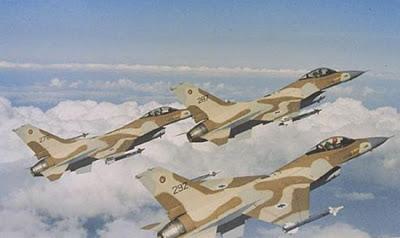 Guerra nei cieli della Siria: abbattuto caccia israeliano