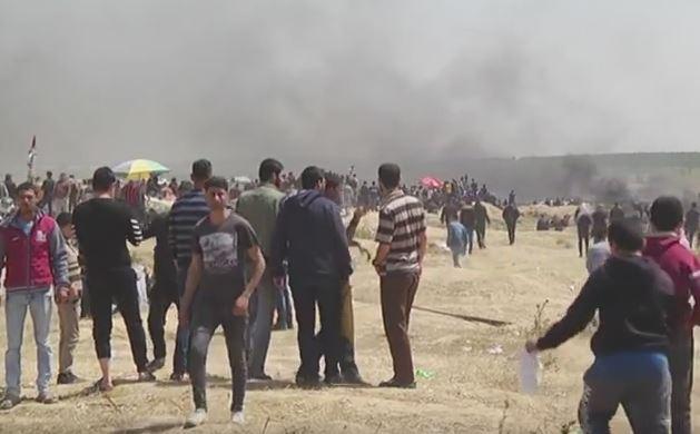 Gaza Israele: nove i morti tra i palestinesi solo ieri