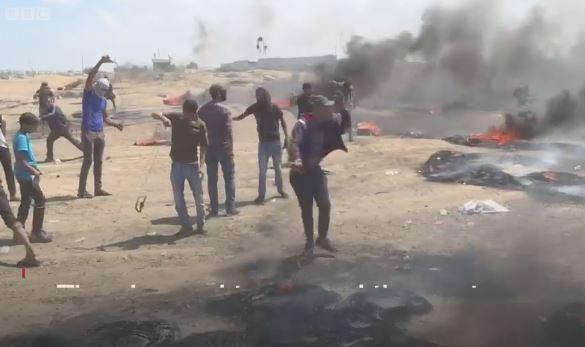 Gaza: attesi nuovi scontri dopo l'uccisione di 58 palestinesi