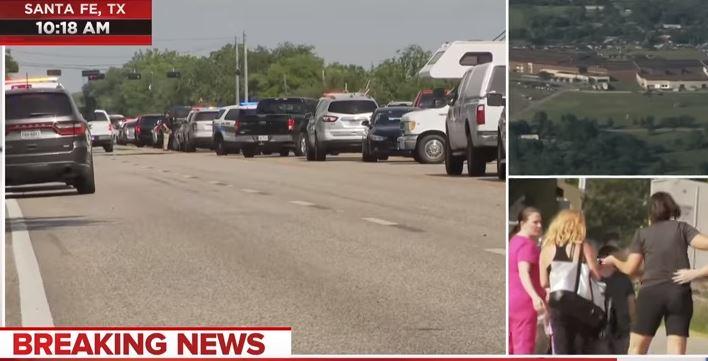 Sparatoria in una scuola del Texas: 10 morti
