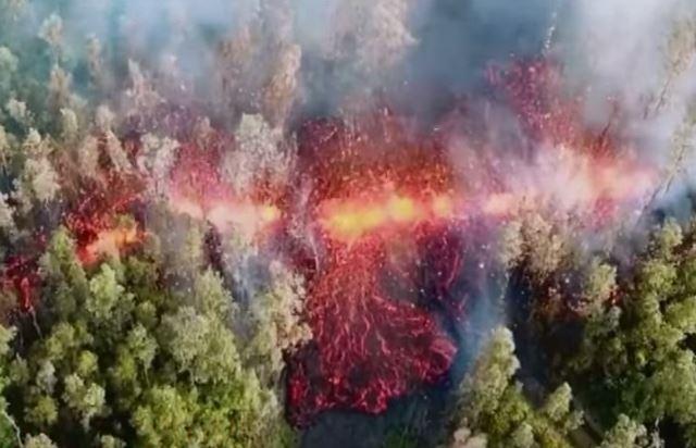 Hawaii: vulcano provoca terremoto 6.9. Sfollate migliaia di persone