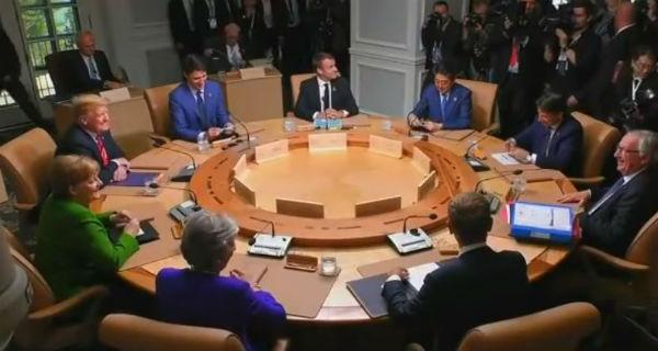 G7: Trump rompe con Europa