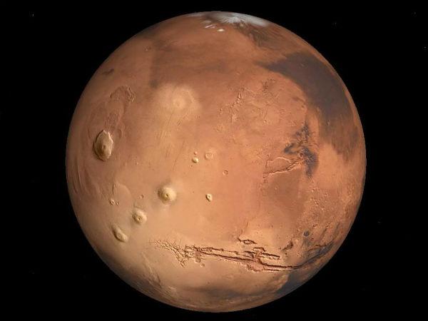 Trovate forme di vita su Marte. Ma non i marziani