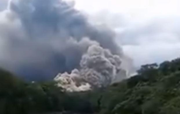 Guatemala: eruzione del vulcano Fuego fa 25 vittime