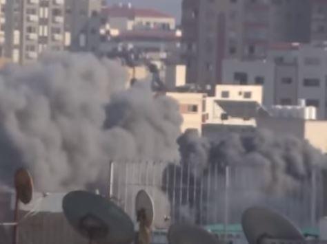 Israele  bombarda Gaza. Morti e feriti. Lancio missili palestinesi