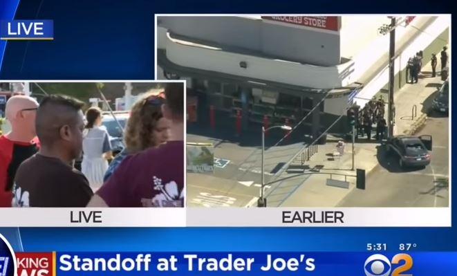 Los Angeles: sparatoria e sequestro di ostaggi in un supermercato