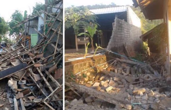 Indonesia: violento terremoto colpisce zona turistica. Numerosi morti