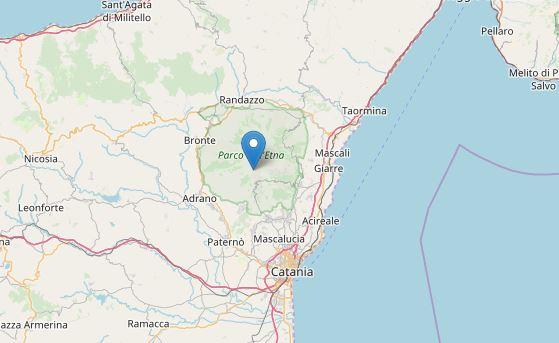 Terremoto: scia sismica a Catania