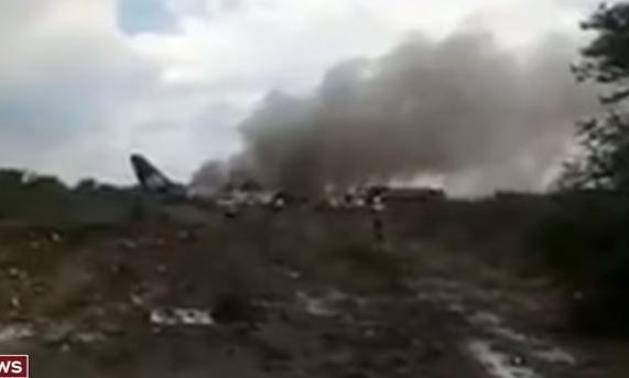 Messico: cade aereo con 101 a bordo. Nessun morto