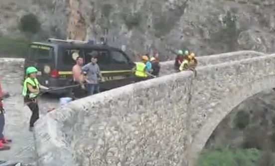 Calabria: recuperati 10 corpi senza vita. Travolti da un torrente in piena