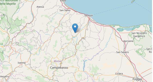Terremoto: forte scossa, 5.2, di nuovo nel Molise