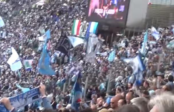 Ultrà Lazio: non vogliamo le donne allo stadio