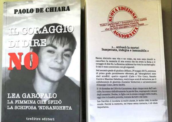 Lea Garofalo: donna coraggiosa che ha scelto la Giustizia contro la 'ndrangheta