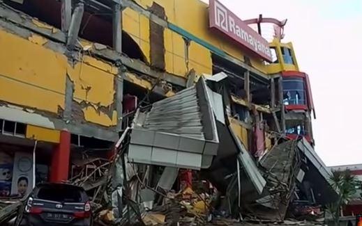 Indonesia: terremoto e tsunami. I morti potrebbero essere migliaia