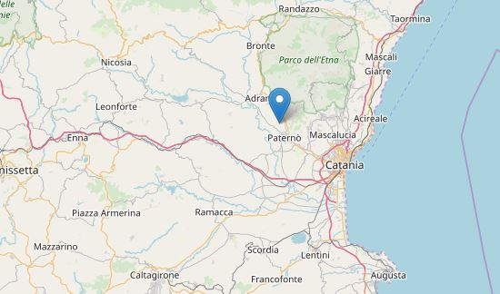 Terremoto a Catania: scosse fino a 4.8