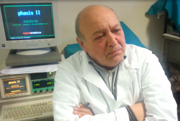 Parkinson e Vitamina B1. Migliaia di pazienti curati dal professor Costantini