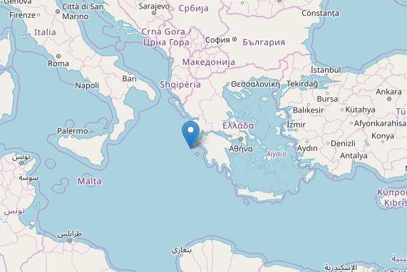 Violentissimo terremoto di 6.8 in Grecia. Avvertito anche il Italia. Rischio tsunami