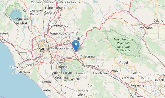 Terremoto vicino Roma: 3.2. Paura tra la popolazione