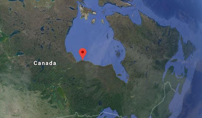 Canada: violento terremoto. Intensità 6.4
