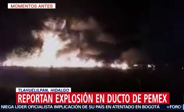 Messico: esplode oleodotto. 21 morti