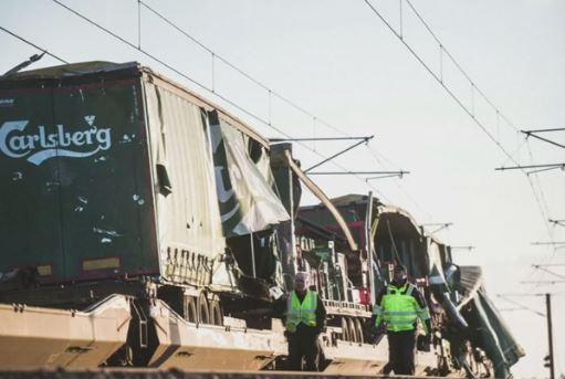 Danimarca: sei morti per incidente ferroviario