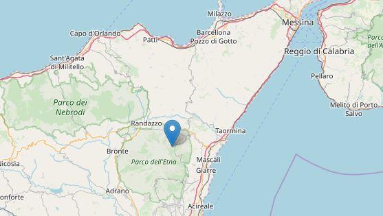 Paura per nuovo terremoto sull'Etna. Avvertito in larga area da Catania a Reggio Calabria