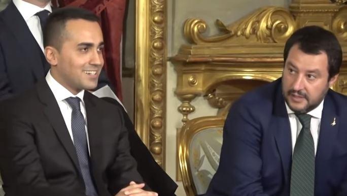 Salvini e i 5 Stelle: no al processo