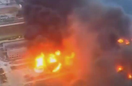 Cina: esplosione in impianto chimico. 47 morti. Colpa di un terremoto?