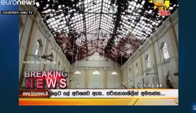 Sri Lanka: saliti a 290 i morti della Pasqua insanguinata