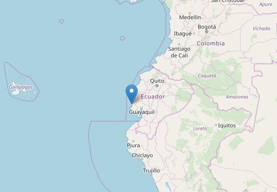 Violento terremoto in Ecuador con decine di morti e feriti