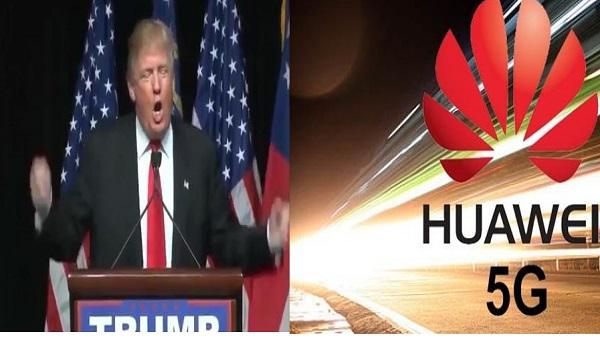 Trump firma la dichiarazione di guerra alla Huawei