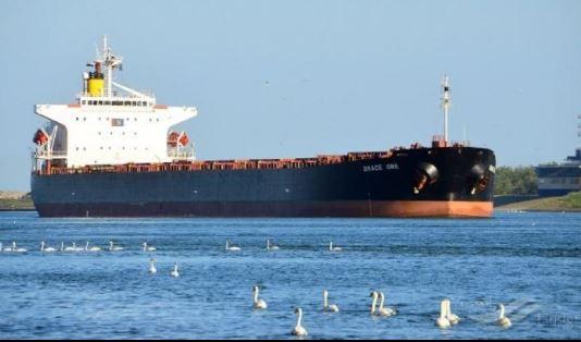 Petroliera dell'Iran sequestrata lascia Gibilterra