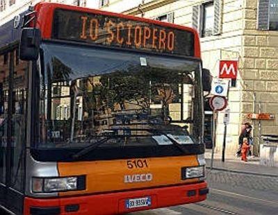 Roma: venerdì di sciopero generale. Giornata nera per la capitale