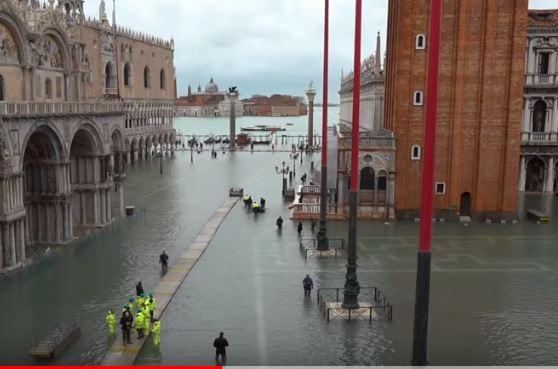 La corruzione, lo sfruttamento  e la tragedia di Venezia – di Giuseppe Careri