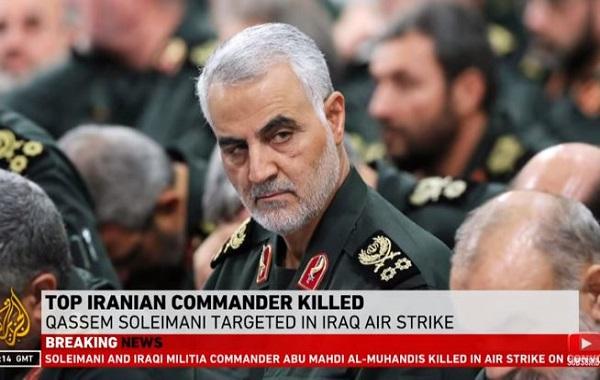 Drone Usa uccide il generale iraniano Qasem Soleimani. Iran: atto di terrorismo
