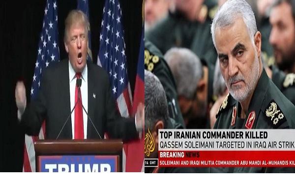 """Gli Usa di nuovo coinvolti nel """"calderone"""" di quel Medio Oriente da cui Trump voleva tirarsi fuori"""