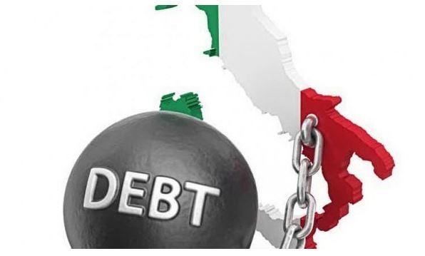 Il debito dei paesi UE – di Marcello Carli