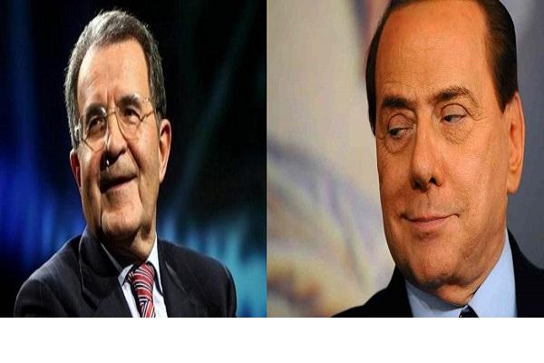 """Prodi- Berlusconi. Un tempo c'erano i """"cavalli di razza"""", adesso? – di Giancarlo Infante"""