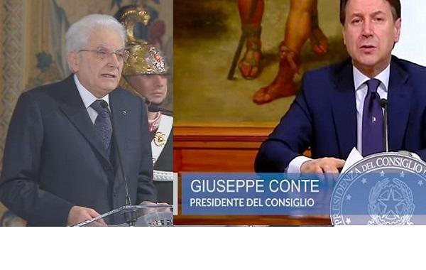 Conte al Quirinale per le dimissioni – di Giuseppe Careri