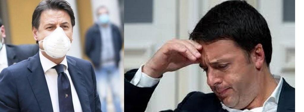 Governo, Renzi ci riprova, Conte dice no – di Giuseppe Careri