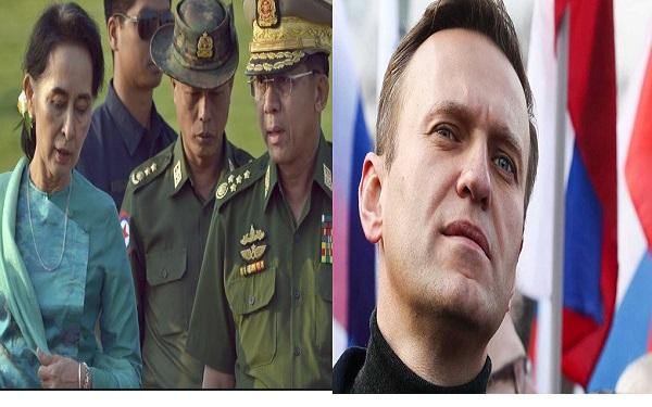 "Ieri ""morire per Danzica?"", oggi per Navalny e Aung San Suu Kyi? – di Ilaria Diotallevi"