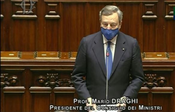 C'è un governo – di Guido Puccio